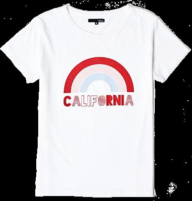 "ETAM - KIM T-shirt ""California"""